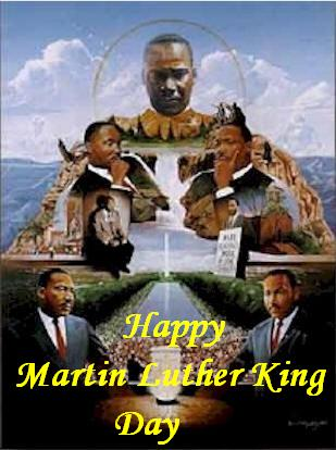 Happy Martin Luther King Day From 365greetings Com