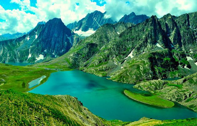 Kashmir Great Lakes Trek 2016  Trekking in Kashmir