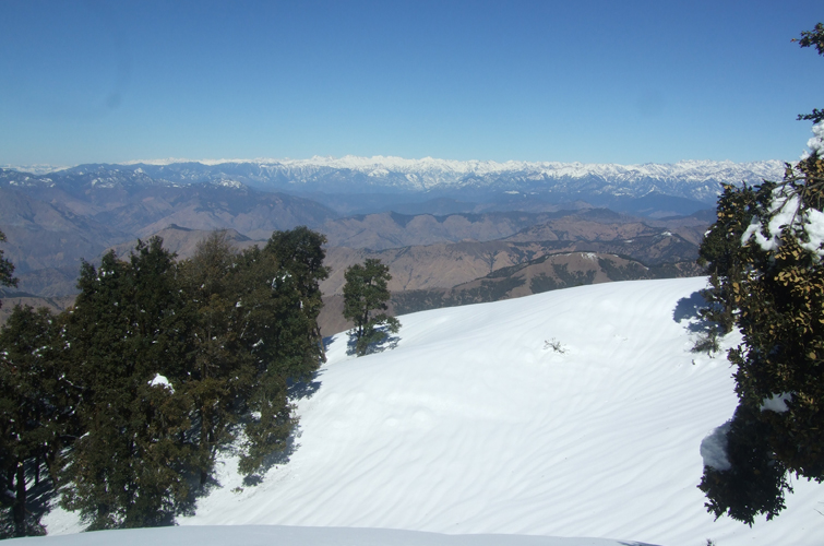 Nag Tibba Winter Trek  Trekking in india