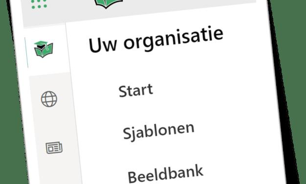 Aan de slag met de SharePoint App Bar