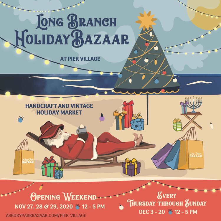 Holiday Events at the Jersey Shore
