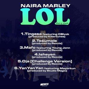 LOL Tracklist
