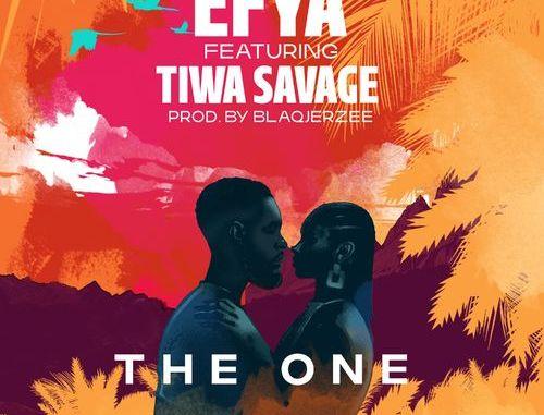Efya Ft. Tiwa Savage – The One MP3