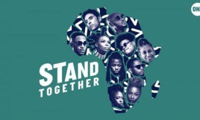 2Baba, Yemi Alade, Teni & More – Stand Together