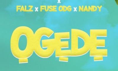 Krizbeatz Ft. Falz, Fuse ODG, Nandy – Ogede MP3