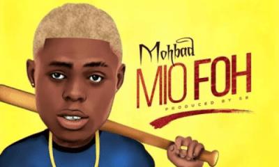 Mohbad – Mi O Foh MP3
