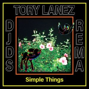DJDS Ft Tory Lanez & Rema - Simple Things MP3
