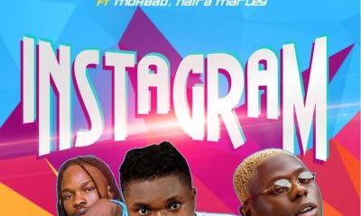 Fabian Blu ft. MohBad & Naira Marley – Instagram MP3