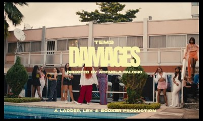 Tems - Damages MP4 DOWNLOAD