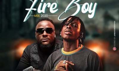 Dj Baddo – Best Of Fireboy Mix MP3