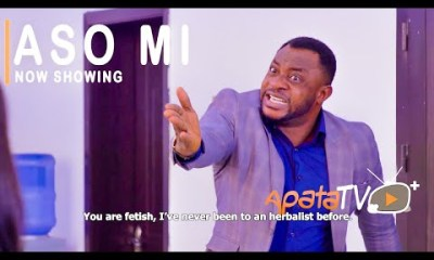 Aso Mi Latest Yoruba Movie 2021 Drama