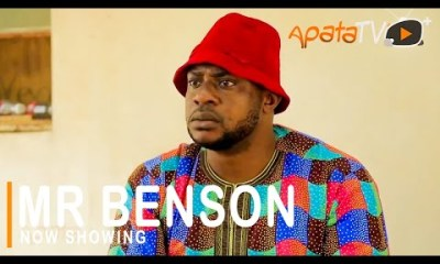 mr benson yoruba movie