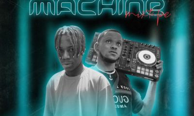 Dj Roland Fokos X Little Lee – Leg Machine Mixtape