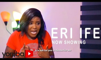 Eri Ife Latest Yoruba Movie 2021 Drama Download