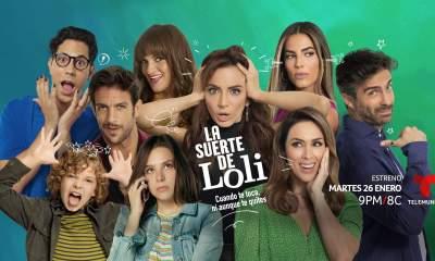 Loli's Luck Telemundo Teasers