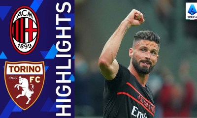 AC Milan Vs Torino 1-0 Highlights Download