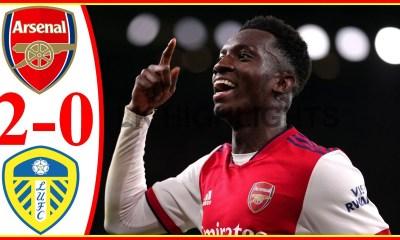 Arsenal Vs Leeds United 2-0 Highlights Download