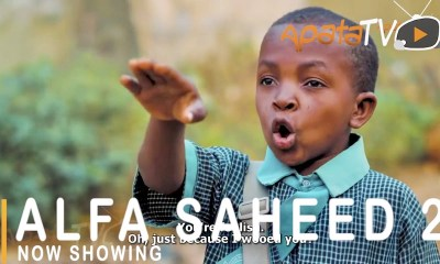 DOWNLOAD: Alfa Saheed Part 2 – Yoruba Movie 2021