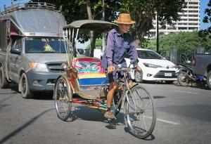 rickshaw chiang mai