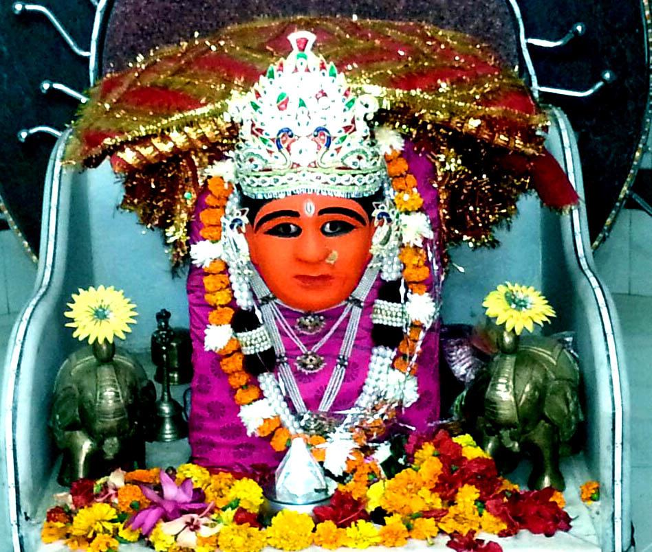 Ganga Maiya Temple Jhalmala,Balod