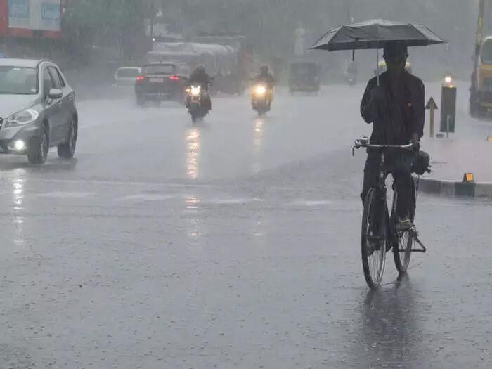 आज भारी बारिश की संभावना, मौसम विभाग ने छत्तीसगढ़ समेत इन राज्यों के लिए जारी किया अलर्ट