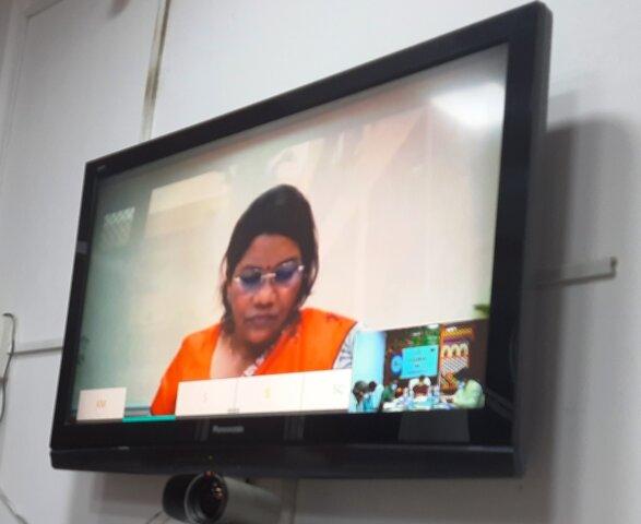 पर्यटन को बढ़ावा देने सरगुजा को 'प्रसाद' से जोड़ा जाएगा -श्रीमती रेणुका सिंह : दिशा समिति की ऑनलाइन बैठक सम्पन्न