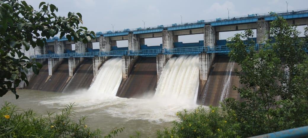 घुनघुट्टा बांध   Ghunghutta Dam, Ambikapur