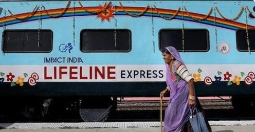 विश्रामपुर में 26 को पहुंचेगी लाइफ लाइन एक्सप्रेस