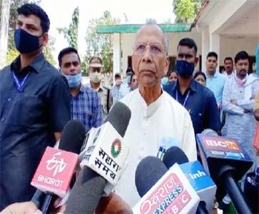 जो एक बार मुख्यमंत्री बन जाता है, वहीं रहता हैः गृह मंत्री साहू