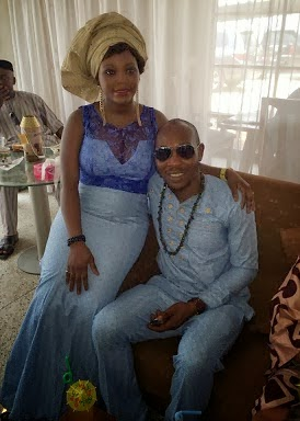 Seun Kuti Daughter Naming 2