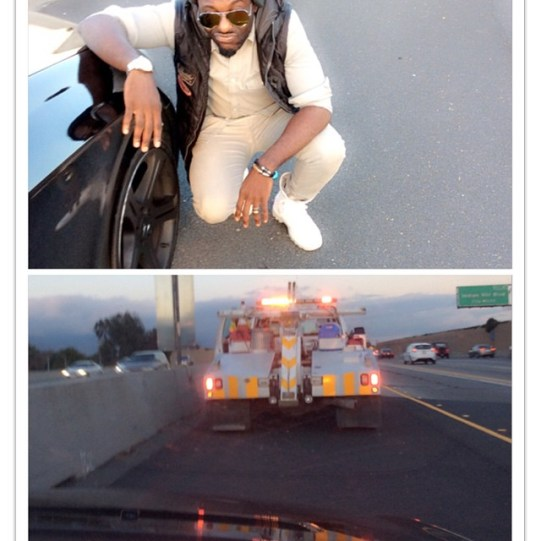 Jim Iyke 2 Jim Iyke Explains How He Survived Car Accident In The US