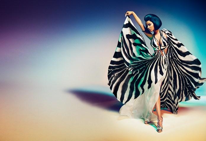Nicki Minaj Cavalli 9
