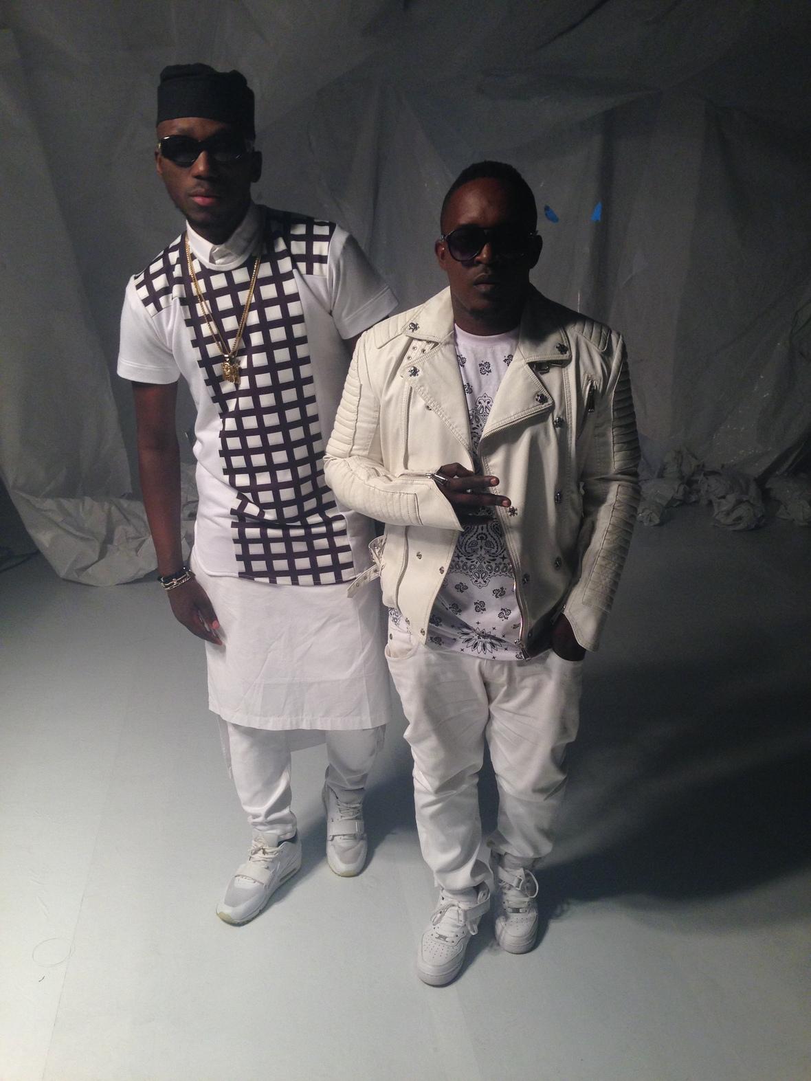 DJ Spinall, M.I Abaga Oluwa Wa 2