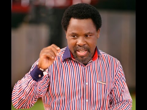 VIDEO: How Prophet TB Joshua Prophesied the Emergence and Victory of APC – Watch!