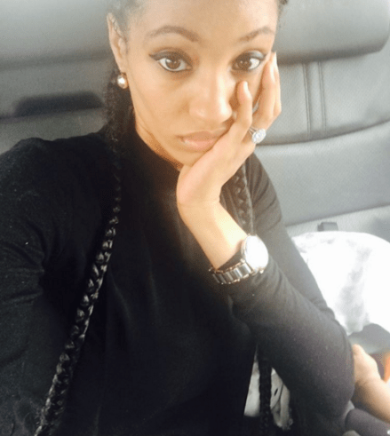 Di'ja Shares Super Cute Photo With Her Handsome Son