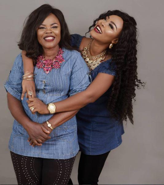 Daniella Okeke & Mother 2