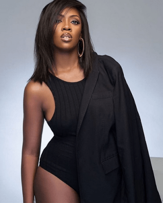 Tiwa Savage Uber Hot In New Photos For Elle SA (Peek)