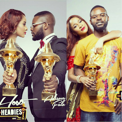 Image result for Falz to host 2016 Headies