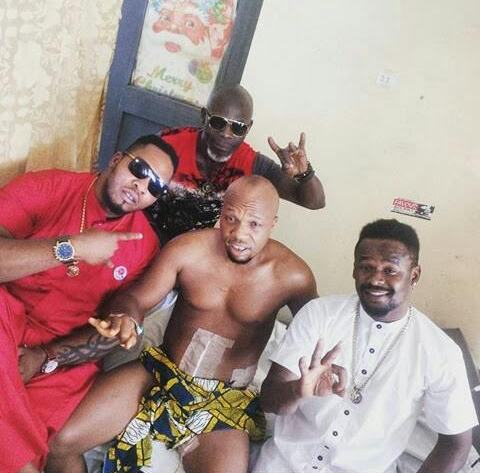 Image result for Charles Okocha a.k.a Igwe Tupac