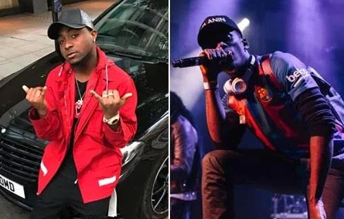 Mr Eazi Asked Davido For Money & Hilarious Response