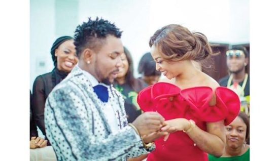 """My Wife Said I Wasn't Her Type When We Met"" – Oristefemi"