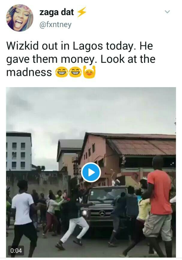 wp 1504732403291 - Wizkid Visits Afrika Shrine, Ikeja And He Did This When He Was Leaving