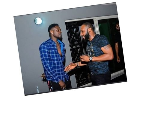 651B7F73 F3DB 480F 9505 2639F6007332 - Kiss Daniel, Kcee And Ubi Franklin Pictured Together