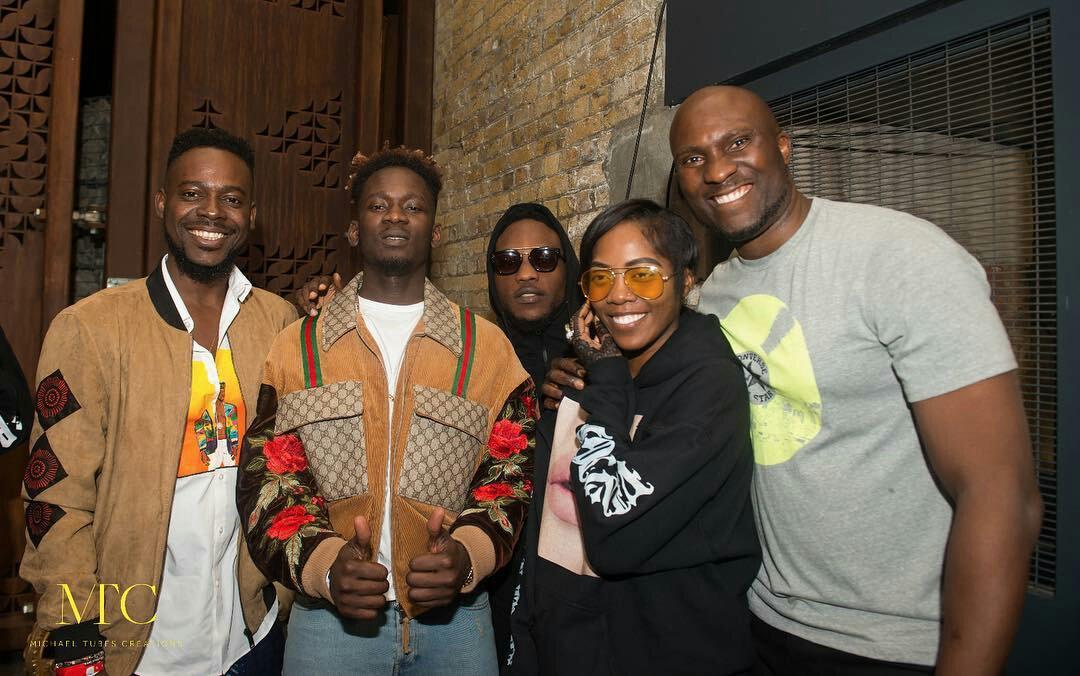afrorepublik 61209580081 - Tiwa Savage, Tekno, Awilo, touchdown London for Wizkid's Afrorepublik Festival
