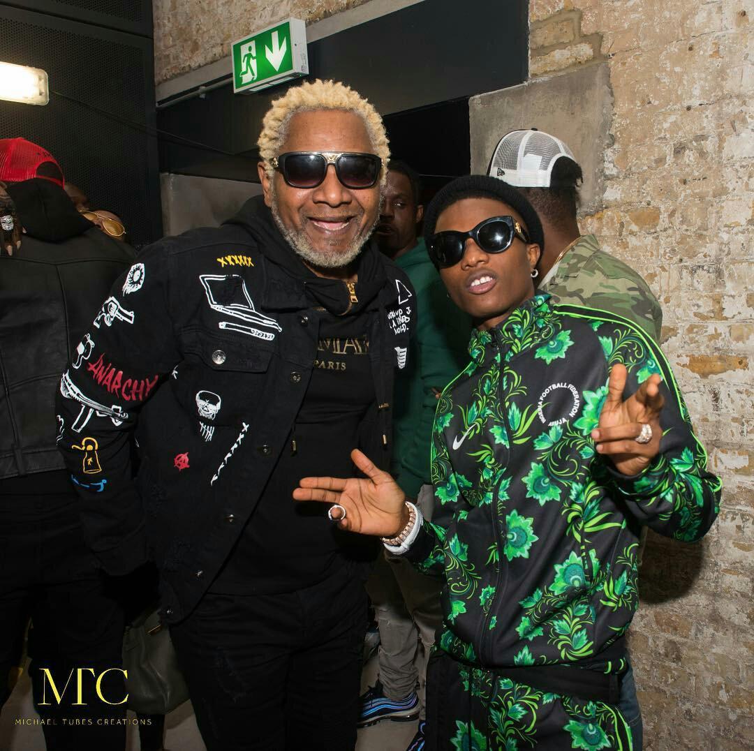afrorepublik 7 962659794 - Tiwa Savage, Tekno, Awilo, touchdown London for Wizkid's Afrorepublik Festival