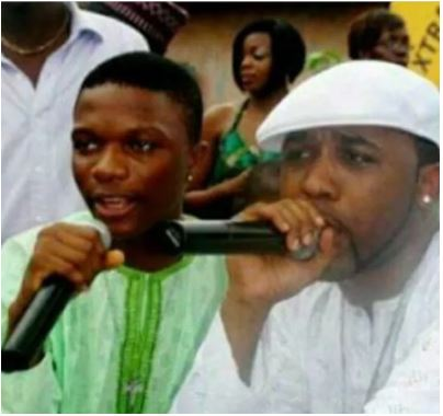 Candy TV -  Online Entertainment Tv These Epic Throwback Photos Of Wizkid Will Convince You No Condition Is Permanent