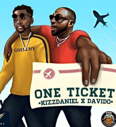 Kizz Daniel – One Ticket ft. Davido (Prod by Major Bangz)