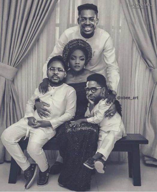 Don Jazzy Congratulates Simi And Adekunle Gold with Hilarious Photo