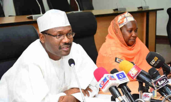INEC Reschedules Announcement Of Election Results