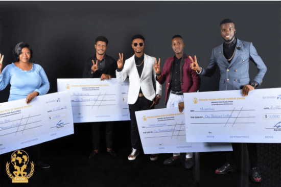 I Go Dye Rewards 5 Nigerians With $5,000 For Promoting Peace
